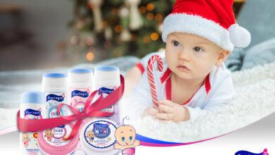 Photo of Za novogodišnje praznike podarite mališanima negu i zdravlje