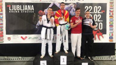Photo of Asteriksovi tekvondisti doneli u Niš prve medalje u ovoj godini!