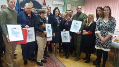 Photo of Oni su nagrađeni za humanost, društvenu odgovornost i promociju grada