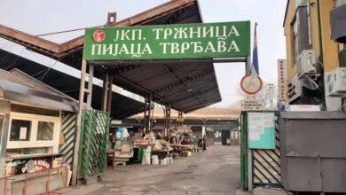 Photo of Ništa od preseljenja Tvrđavske pijace ni ove godine