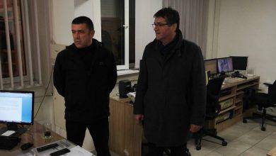Photo of Gradonačelnik Niša u novogodišnjoj noći obišao dežurne službe