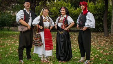 Photo of Folklorni ansambli Srba iz dijaspore večeras u Narodnom pozorištu
