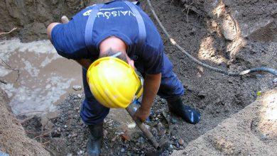 "Photo of JKP ""Naissus"": Radovi na sanaciji kvarova na sedam lokacija"