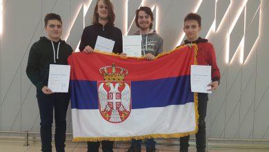 """Photo of Učenici Gimnazije """"Svetozar Marković"""" osvojili drugo mesto na međunarodonom takmičenju iz matematike"""