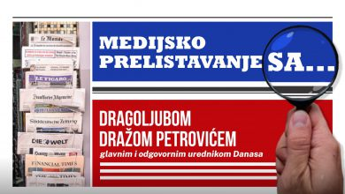 Photo of Medijsko prelistavanje sa Dragoljubom Petrovićem u EU info kutku