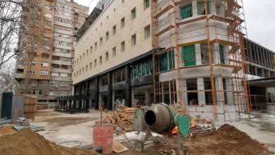 """Photo of Hotel """"Park"""" u završnoj fazi rekonstrukcije"""