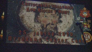 Photo of Vladika Arsenije: Ne odričimo se puta kojim nas je poveo Sveti Sava!