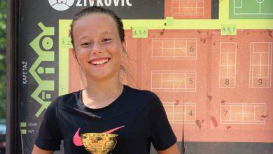 Photo of Uspešan početak godine za tenisere Teniske akademije Živković