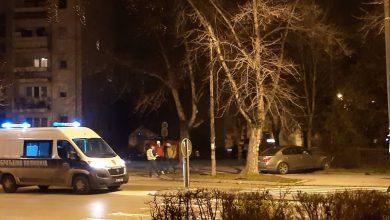 Photo of Automobilom udario u ogradu, povređena dva muškarca
