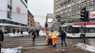 Photo of Prioritet u gradu su bile ulice i prilazi do škola