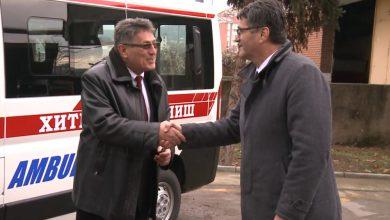 Photo of Hitna pomoć dobila od Grada novo vozilo