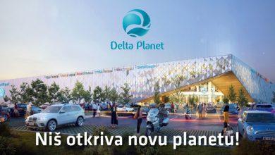 """Photo of Polaganjem kamena temeljca počinje izgradnja novog tržnog centra """"Delta"""" u Nišu"""