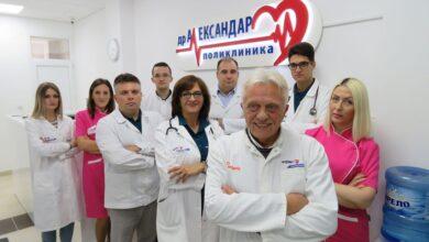Photo of Vaše zdravlje na prvom mestu, u Poliklinici dr Aleksandar dostupne su Vam sve službe