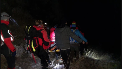 Photo of Uspešno završena akcija spasavanja penjača koji je pao sa litice