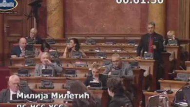Photo of MILETIĆ POSTAVIO PITANJE MINISTARKI: Kada će biti uvećan OBEĆANI iznos za novorođenčad na nivou Republike