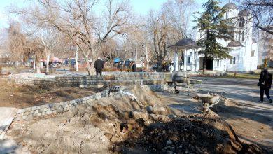 Photo of Gradi se amfiteatar ispred Hrama Svete Petke u Nišu