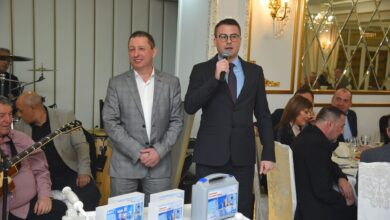 Photo of Klub privrednika Naisus donirao opremu Klinici za kardiologiju