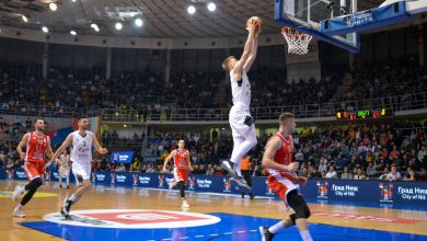Photo of Partizan, posle velike borbe, stigao do polufinala Kupa Radivoja Koraća (FOTO)
