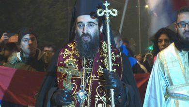 """Photo of Nišlije u """"Krsnom hodu"""" za odbranu svetinja u Crnoj Gori (FOTO)"""