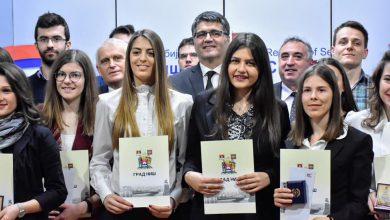 Photo of Uručene nagade najboljim studentima Univerziteta u Nišu