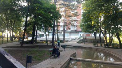 """Photo of JKP """"Mediana"""" počela sa čišćenjem trga u Niškoj Banji"""
