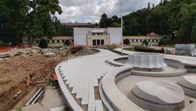 Photo of Raskinut Ugovor sa izvođačem radova trga sa fontanama u Niškoj Banji