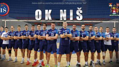 Photo of OK Niš igra prvi meč polufinala Kupa Srbije
