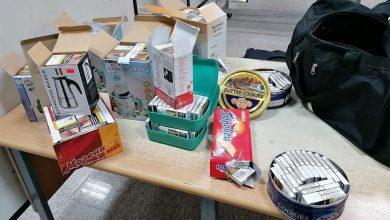Photo of Umesto keksa, napolitanki i malih kućnih aparata u kutijama pakovali cigarete