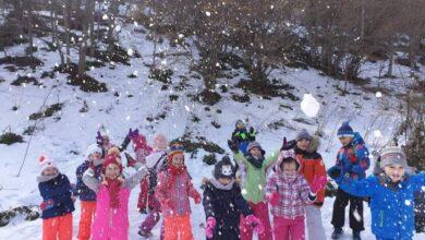 Photo of Deca niških vrtića na zimovanju u Brzeću