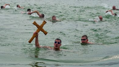 Photo of Na bogojavljanje i Nišlije plivaju za časni krst