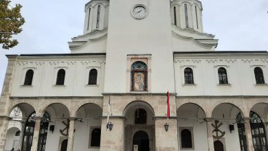 Photo of Raspored bogosluženja u niškom Sabornom Hramu za božićne praznike