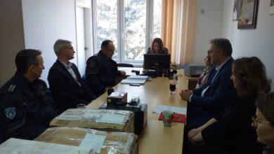 Photo of Opština Merošina donirala opremu Policijskoj stanici