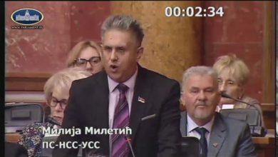 Photo of Miletić apelovao da se produži rok za preregistraciju oružja
