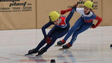 Photo of Sofija Rodić nastavlja sa osvajanjem medalja u evropskim ledenim dvoranama