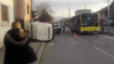 Photo of Tri osobe povređene u sudaru vozila na Bulevaru 12. februar