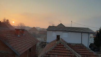Photo of Vazduh u Nišu sinoć jedan od najzagadjenijih u Srbiji