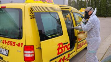 Photo of U Bros Taxiju poštuju se sve mere u cilju očuvanja zdravlja sugrađana