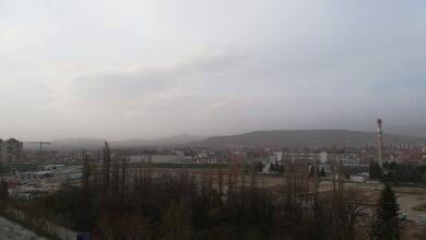 Photo of Pesak iz pustinje Karakum podigao nivo aerozagađenja u Srbiji?