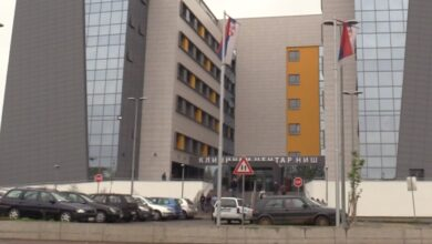 Photo of U KC Niš smešten 151 korisnik i 5 zaposlenih iz Gerontološkog centra