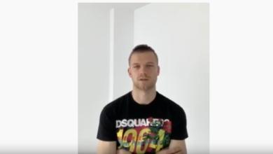 Photo of #OSTANI KOD KUĆE: Aleksandar Jovanović (VIDEO)