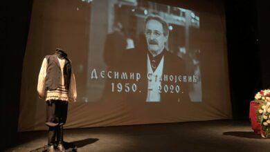 """Photo of Održana komemoracija Desimiru Stanojeviću: """"Umro je tiho, da nas ne potrese i ne nasekira"""""""