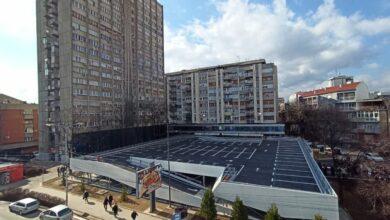 """Photo of Otvorena javna garaža """"Sinđelićev trg"""" sa 114 mesta"""