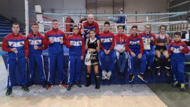 """Photo of Prvo takmičenje i prvi pehar u ovoj godini za KBK """"Niš"""""""