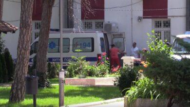Photo of Sudar motora i autobusa kod Niša, motociklista teško povređen
