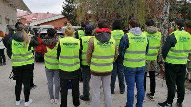 Photo of Napadnuti volonteri Gradske opštine Medijana