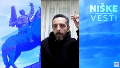 Photo of OSTANI KOD KUĆE: Miljan Ž. Veselinović, Nišlija