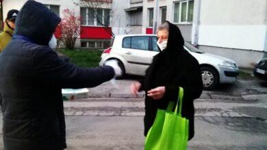 Photo of Pomoć penzionerima Palilule u snabdevanju