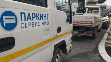 "Photo of JKP ""Parking servis"": Planirani radovi na nekoliko lokacija"