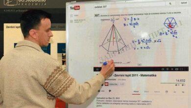 Photo of Profesor Popović iz Niša ponudio osnovcima besplatne časove iz matematike