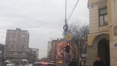 Photo of Na raskrsnici kod Suda privremeni semafori
